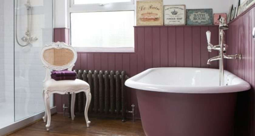 Inspiration Victorian Style Bathroom
