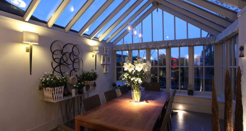 Inspirational Conservatory Lighting Ideas Products