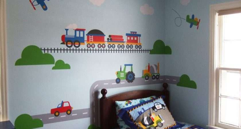 Inspirational Toddler Train Bedroom Ideas Bed Planet