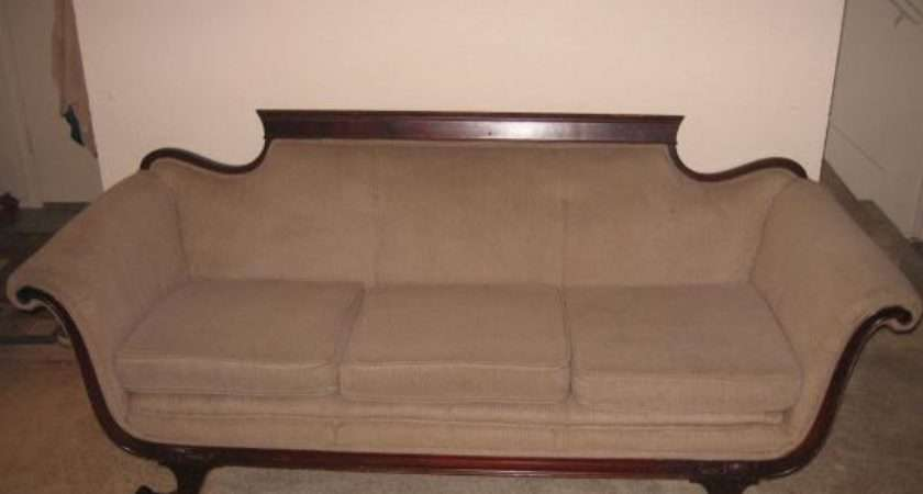 Inspiring Antique Sofa Styles Couch Value