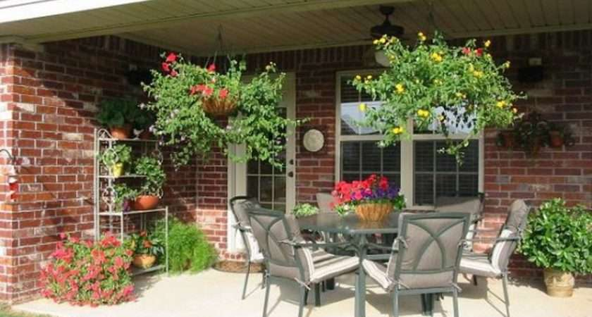 Inspiring Patio Decorating Ideas Relax Hot Days