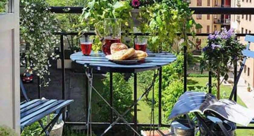 Inspiring Small Balcony Garden Ideas Amazing Diy