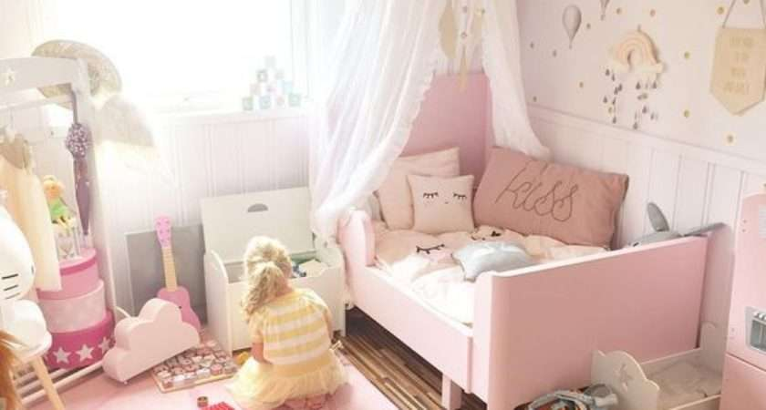 Inspiring Toddler Room Girls Kids Segomego Home