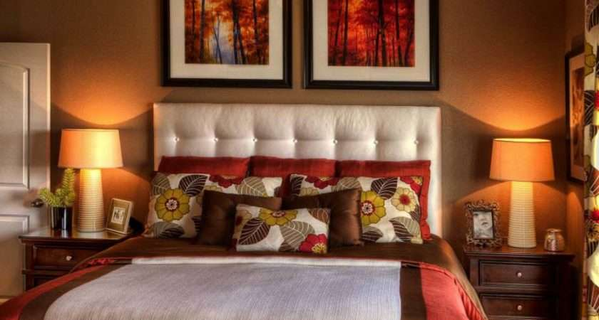 Inspiring Ways Cozy Your Bedroom Space Fall