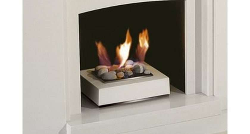 Install New Modern Gas Fire Lounge Work Job