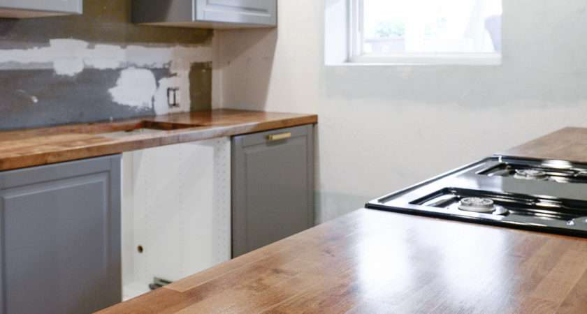 Installing Butcher Block Countertop Why Chose