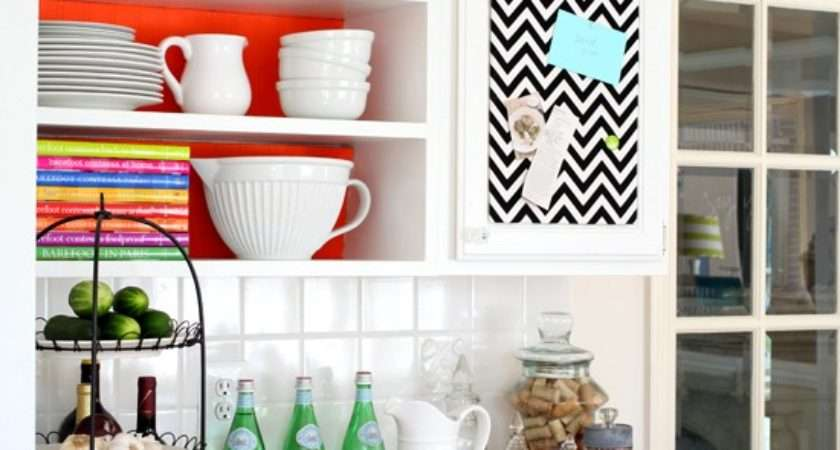 Instant Color Swap Open Shelving Ideas Own Style