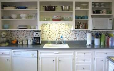 Interesting Decisions Kitchen Cabinets Without Doors
