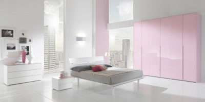 Interior Design Bedroom Pink White Ideas