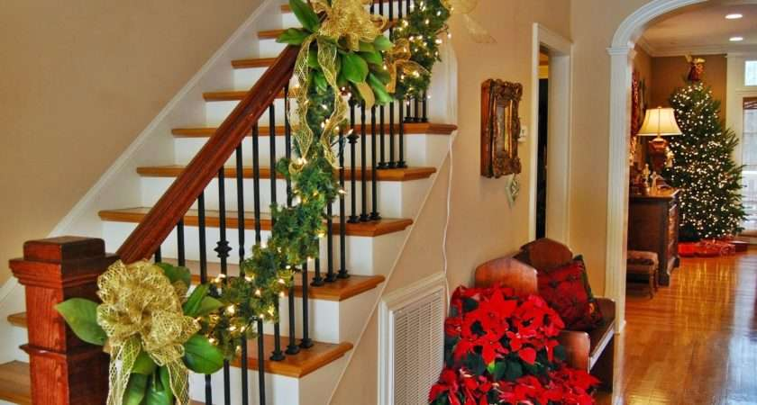 Interior Design Decorate House Christmas Trend