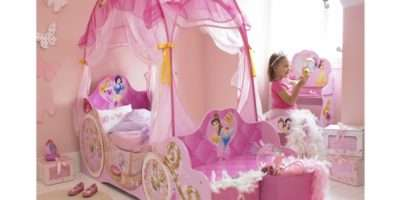 Interior Design Fairytale Cover Beds Your Little Princess