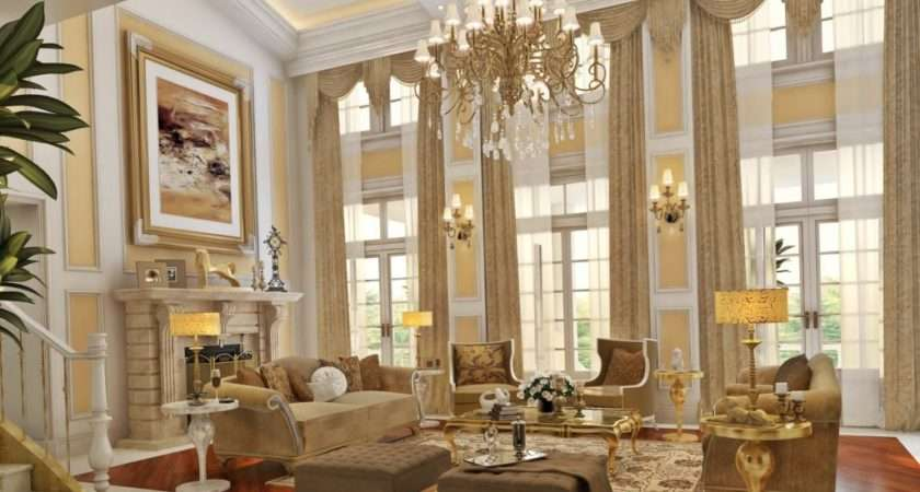 Interior Design Ideas Luxury Living Rooms Invhome