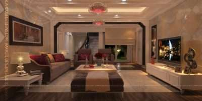 Interior Design Living Room Dining Kitchen Kerala Home