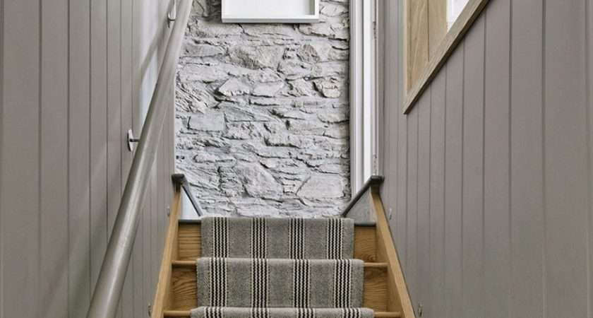 Interior Home Decorating Ideas Hall Stairs
