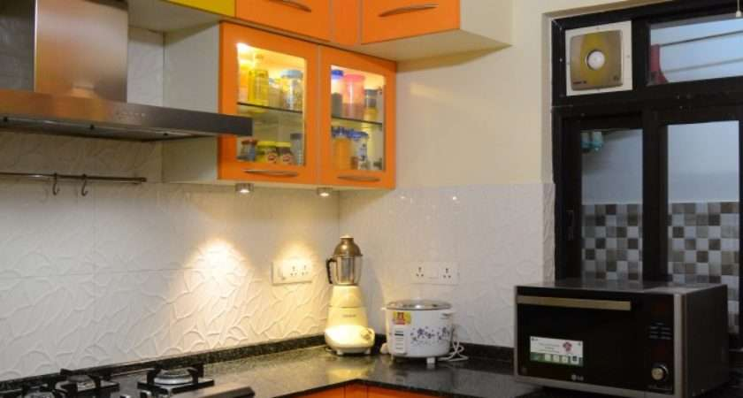 Interior Idea Enhance Beauty Your Small Kitchen