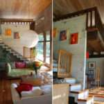 Interior Plans One Total Contemporary Wooden House Designs