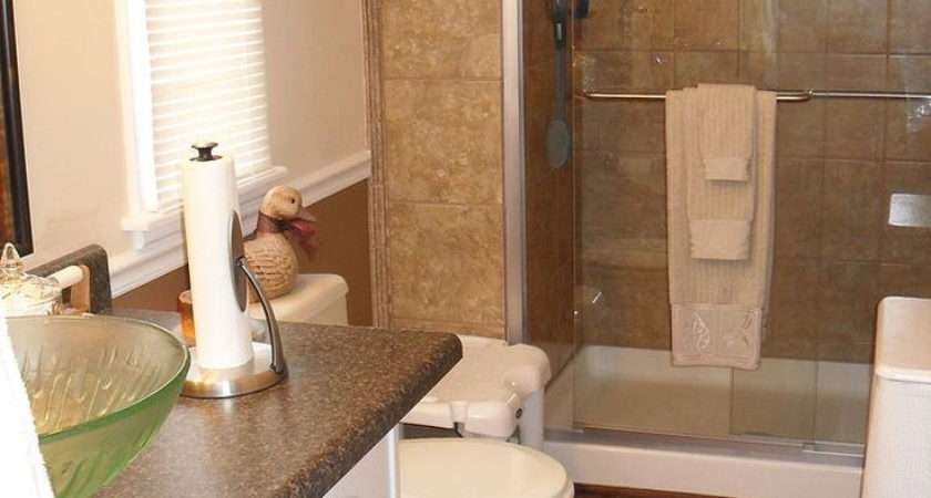 Interior Top Mobile Home Bathroom Vanity