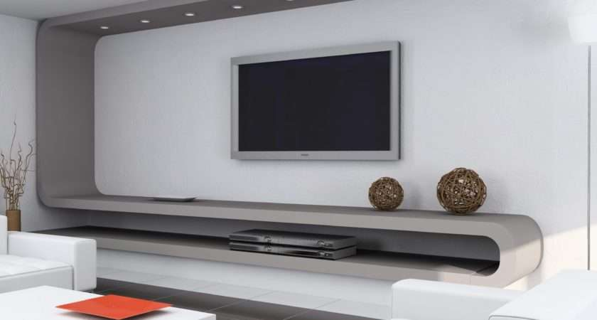 Interior Wall Mounting Ideas Living Room Mounted Coffee