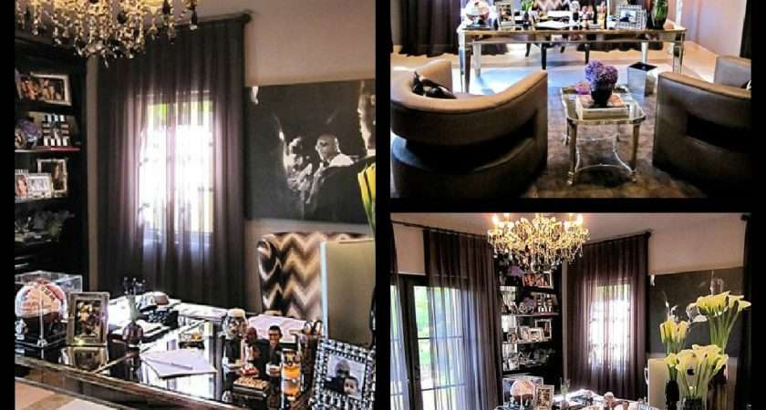 Interiors Love Khloe Kardashian Office Taniamaree