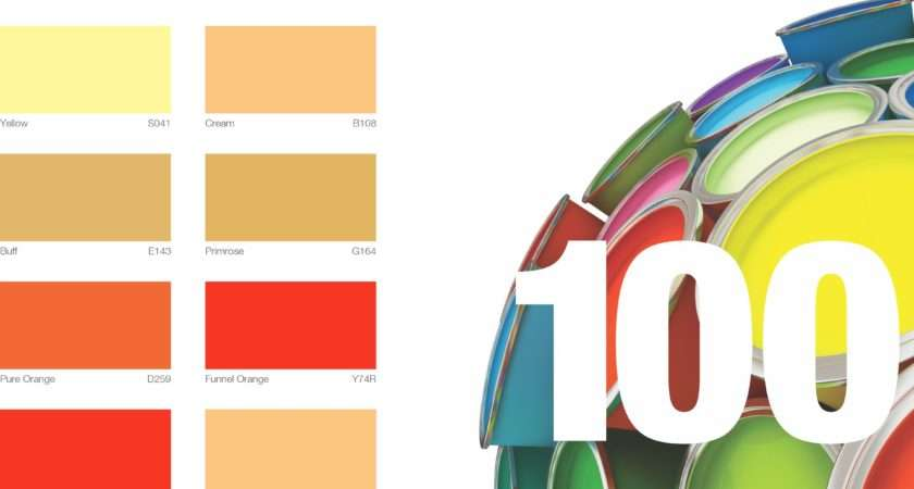 International Paint Color Card Ideas