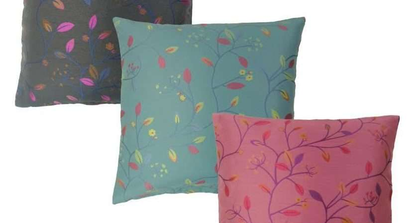 Iris Floral Flower Leaf Bright Teal Pink Charcoal Faux