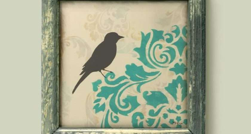 Items Similar Bird Art Print French Country Cottage
