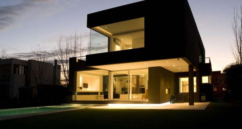 Its Contrasts Exterior Pure Black While Interior Almost