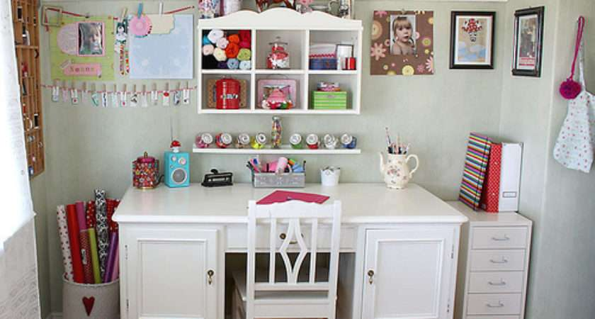Itsy Bitsy Blog Place Perfect Little Craft Corner
