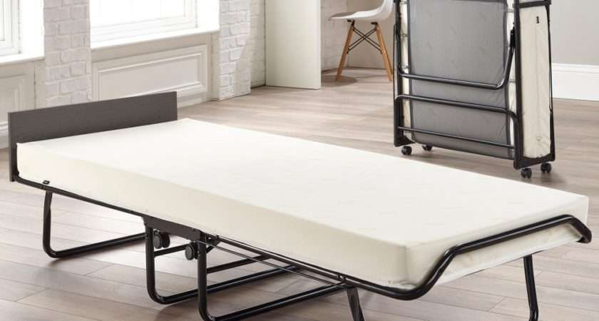 Jay Visitor Single Folding Guest Bed Contract