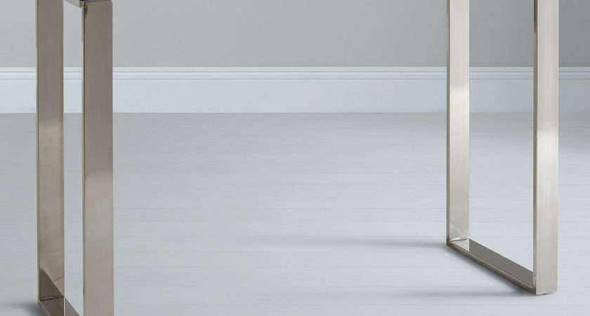 John Lewis Console Tables Frost Table