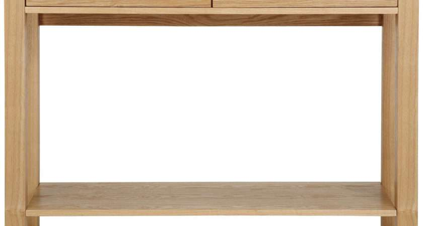 John Lewis Logan Console Table Shelf