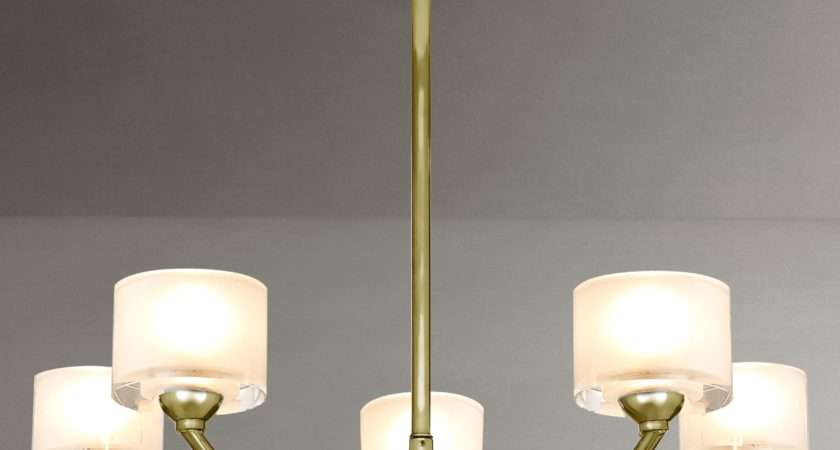 John Lewis Paige Ceiling Light Arm Octer