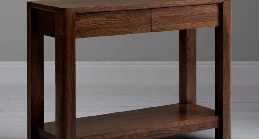 John Lewis Seymour Console Table Octer