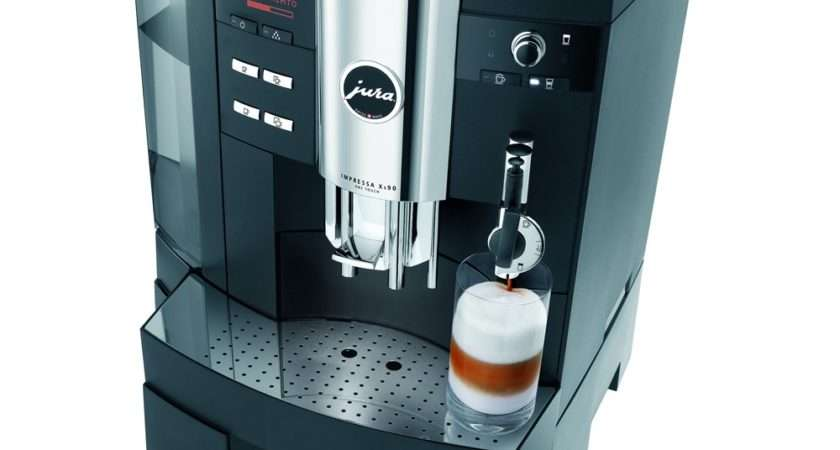 Jura Classic Bean Cup Coffee Machine Simply Great