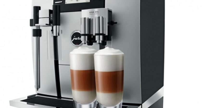 Jura Giga Professional Bean Cup Coffee Machinede