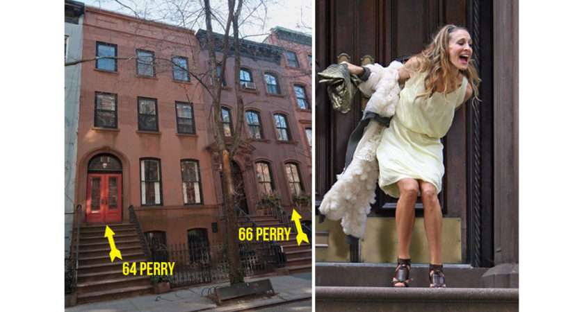 Just Can Live House Carrie Bradshaw Built