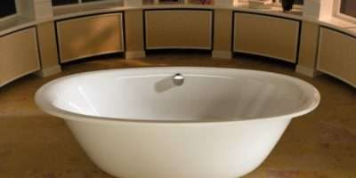 Kaldewei Ellipso Duo Oval Freestanding Steel Bath Bathrooms