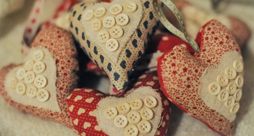 Kate Fierek Wedding Photographer Handmade Heart Favours