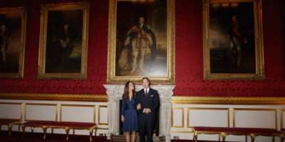 Kate Middleton Prince William Photos Clarence