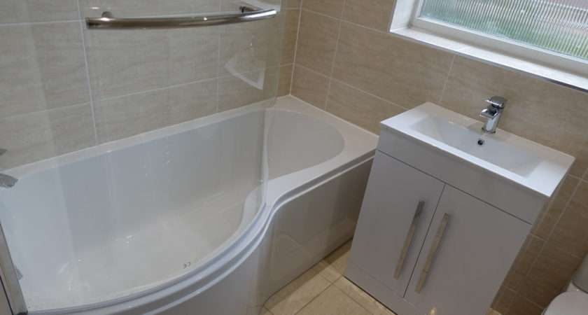Kenilworth Home Refitted Shaped Bath Trion Shower