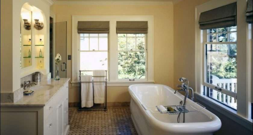 Key Interiors Shinay Country Bathroom Design Ideas