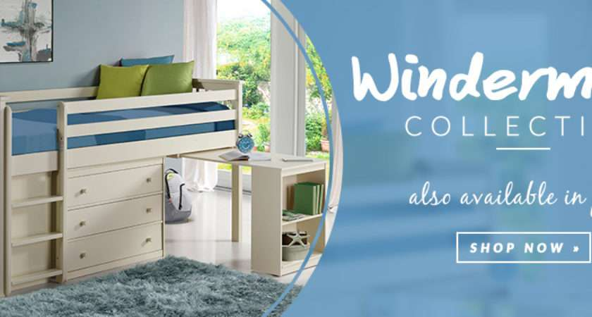 Kids Bedroom Collections Furniture