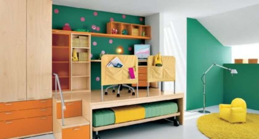 Kids Bedroom Cool Furniture