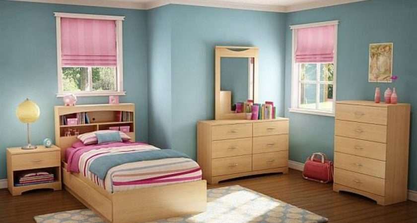 Kids Bedroom Ideas Added Functional Furniture