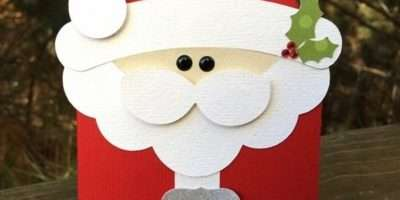 Kids Paper Christmas Crafts Find Craft Ideas