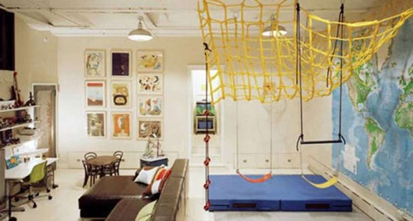 Kids Playroom Design Ideas Older