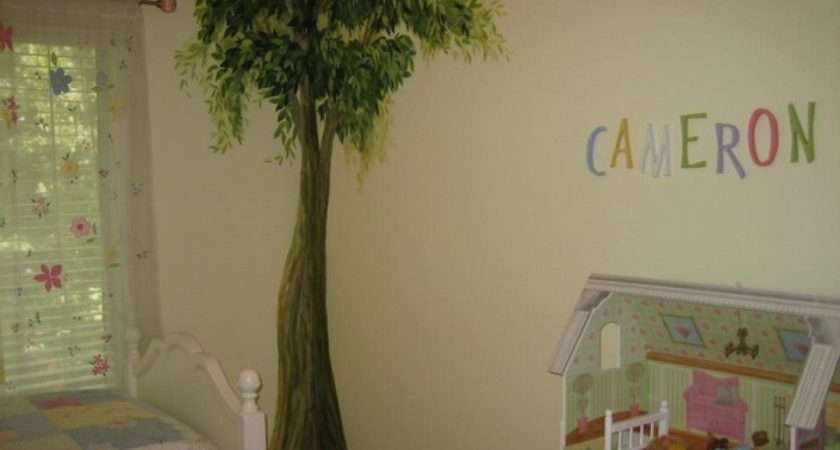 Kids Room Decoration Wall Mural Painting Design Ideas Murals