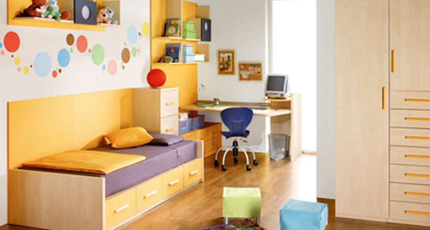 Kids Room Fresh Modern Furniture Design Ideas