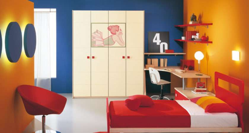 Kids Room Layouts Decor Ideas Pentamobili Digsdigs