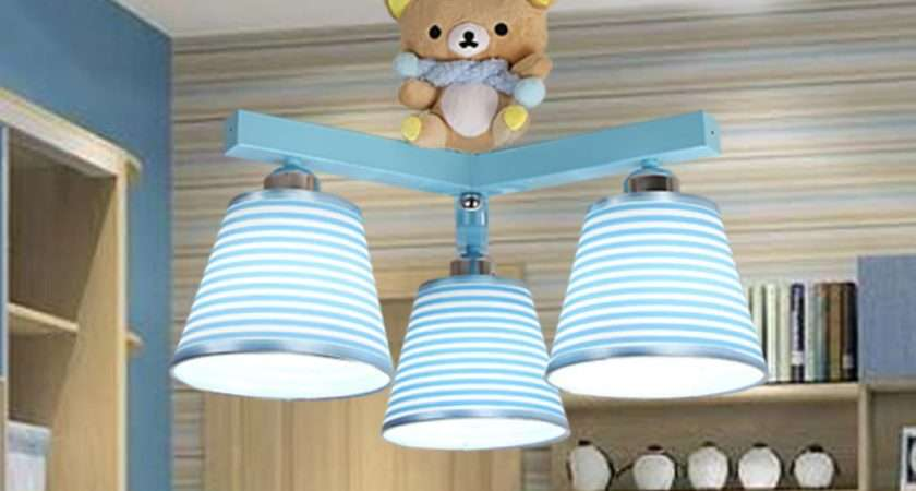 Kids Room Lighting Fixtures Ideas